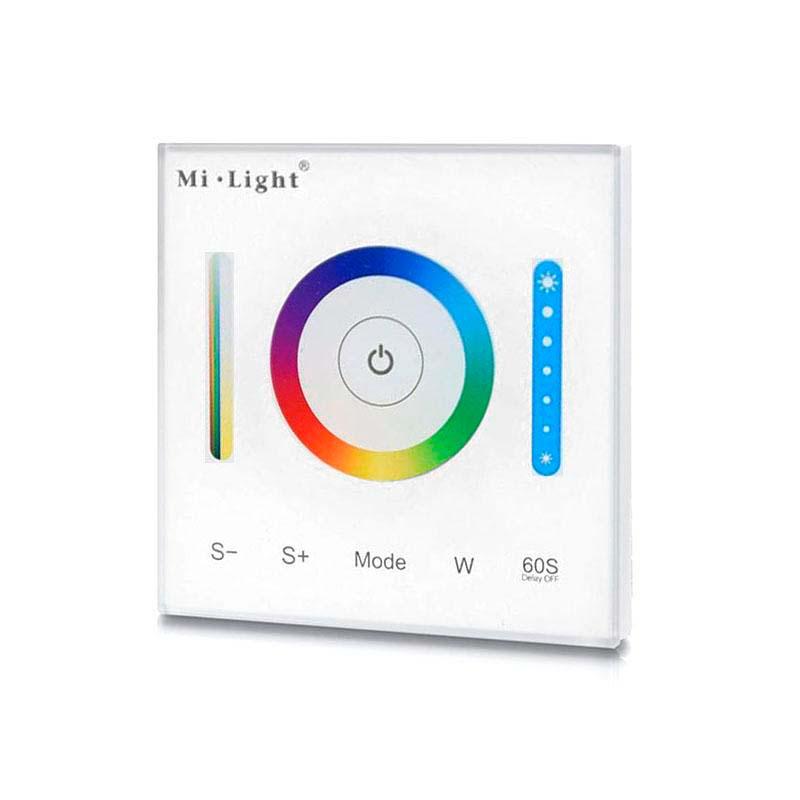 Controlador RGB/RGB+CCT táctil empotrable P3